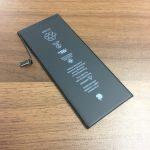 iPhone6Plusのバッテリー交換